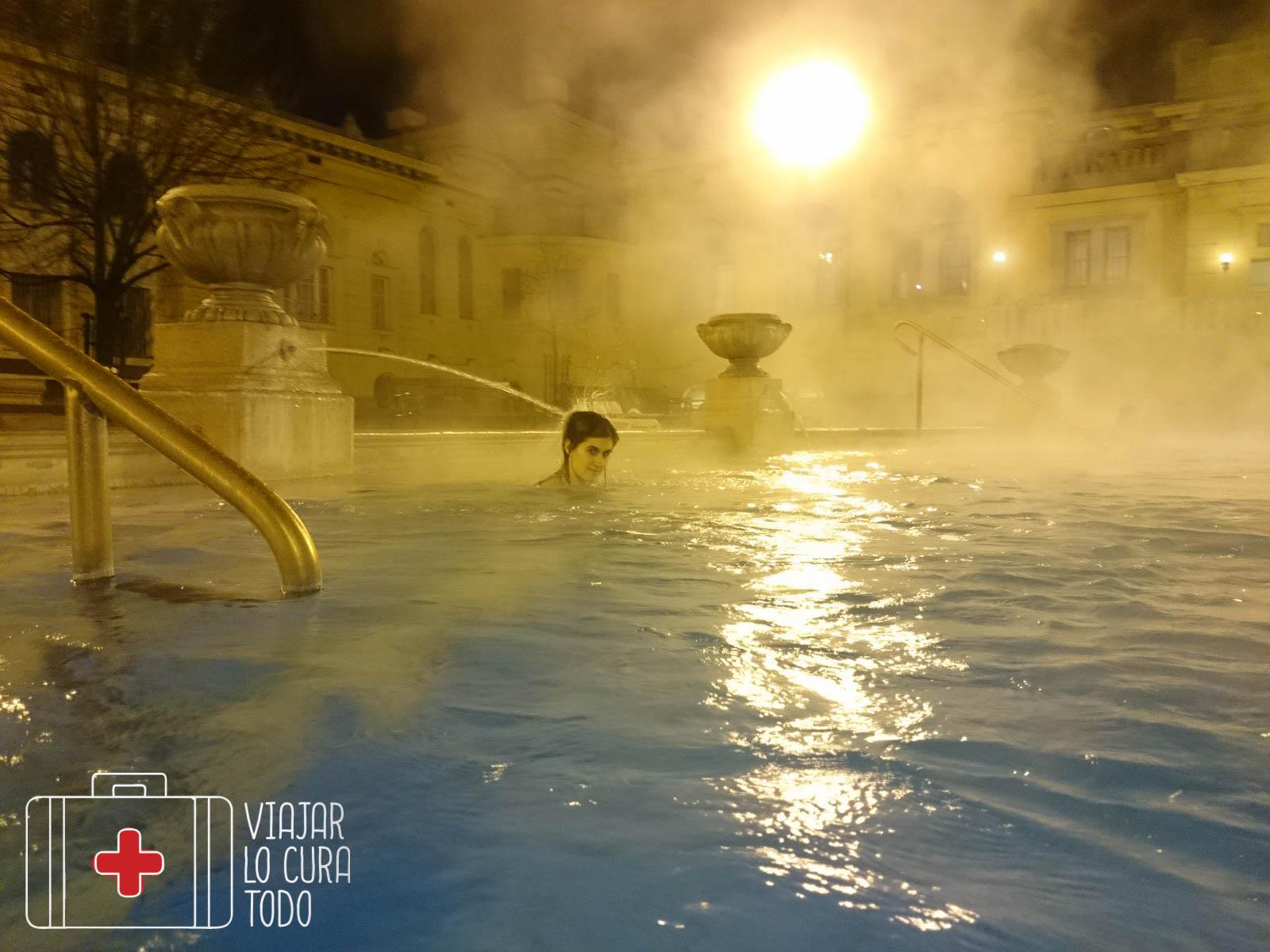 Baños termales Széchenyi