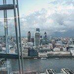 vistas desde The Shard