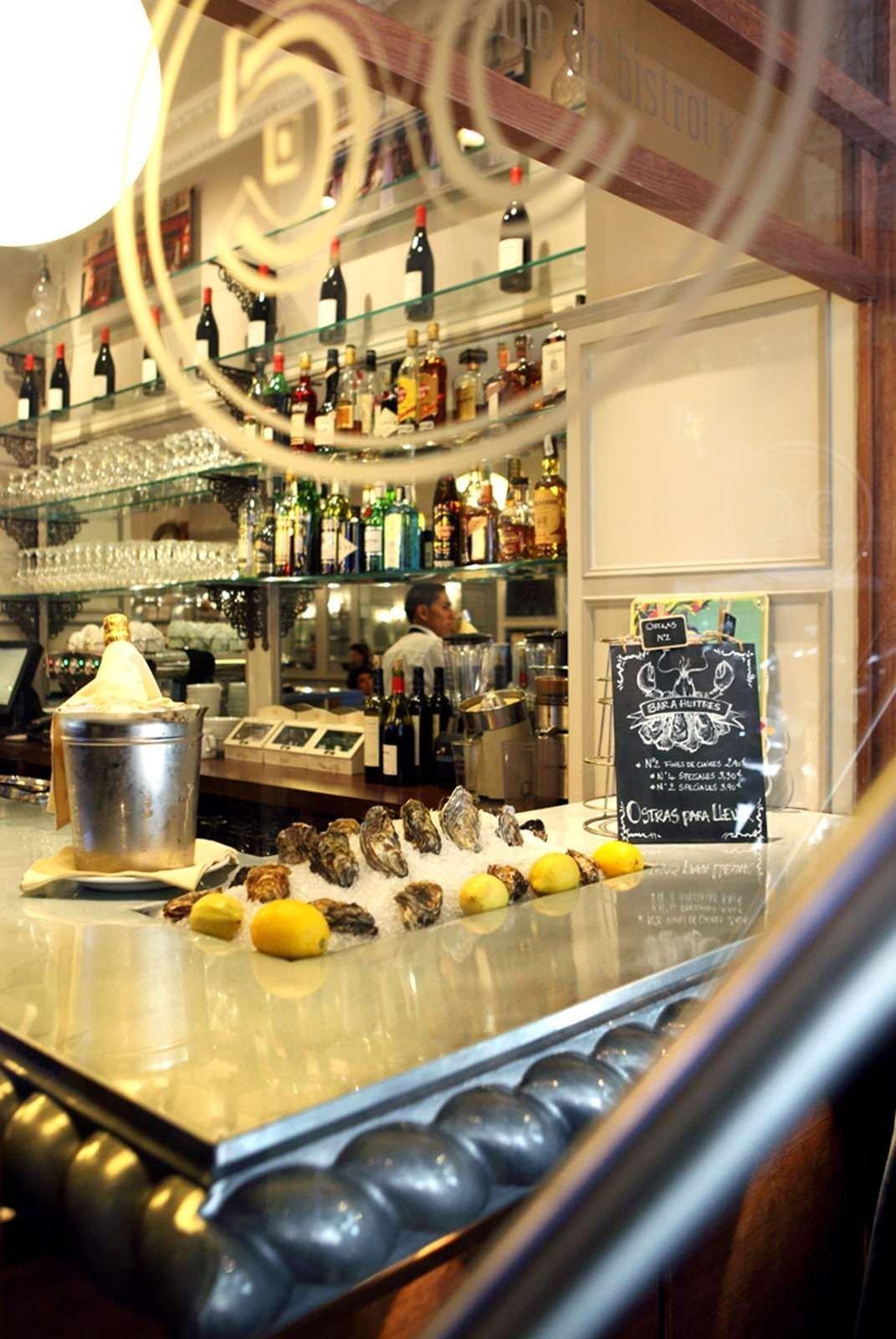 Restaurantes internacionales en Barcelona