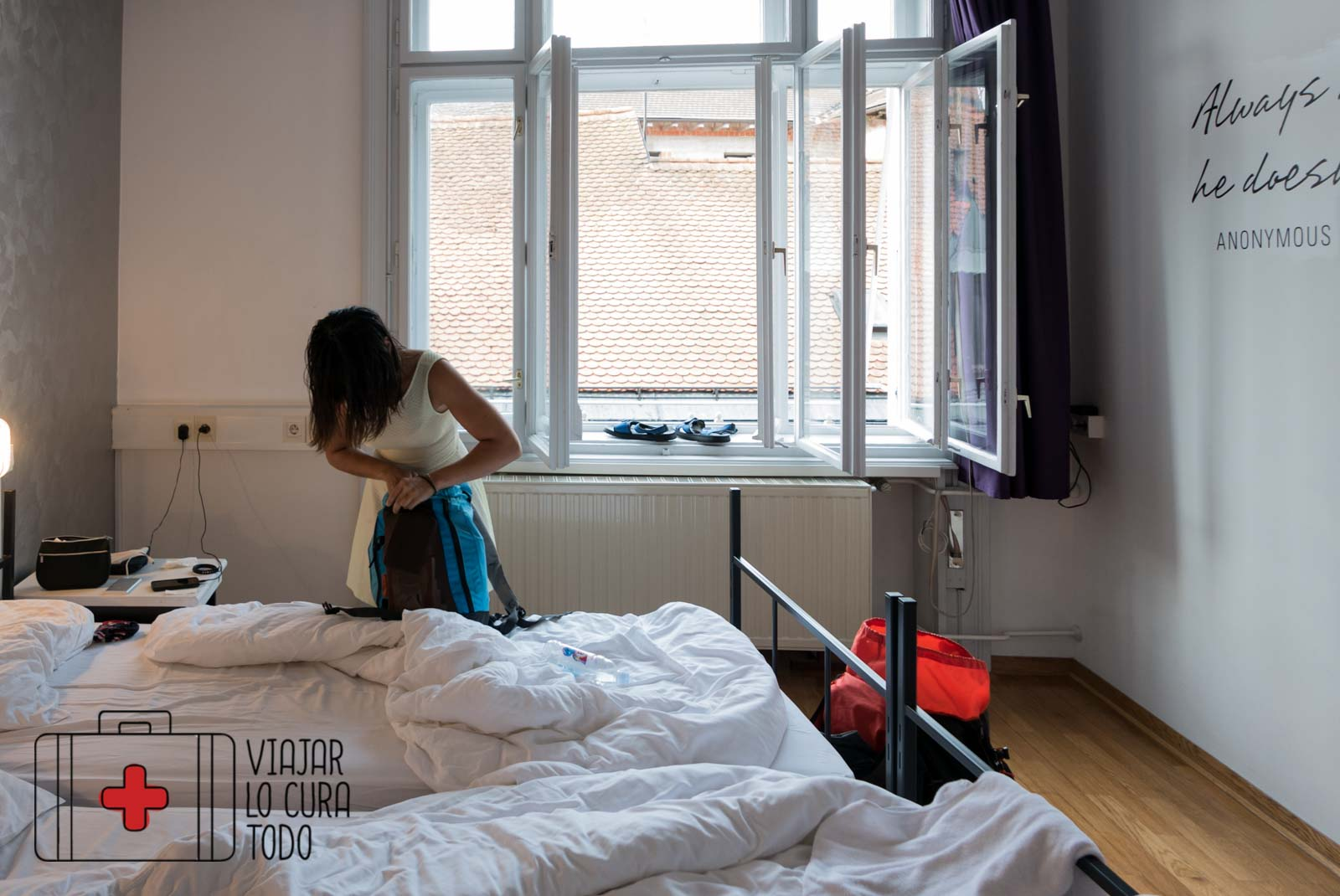 Dónde dormir en Ljubljana