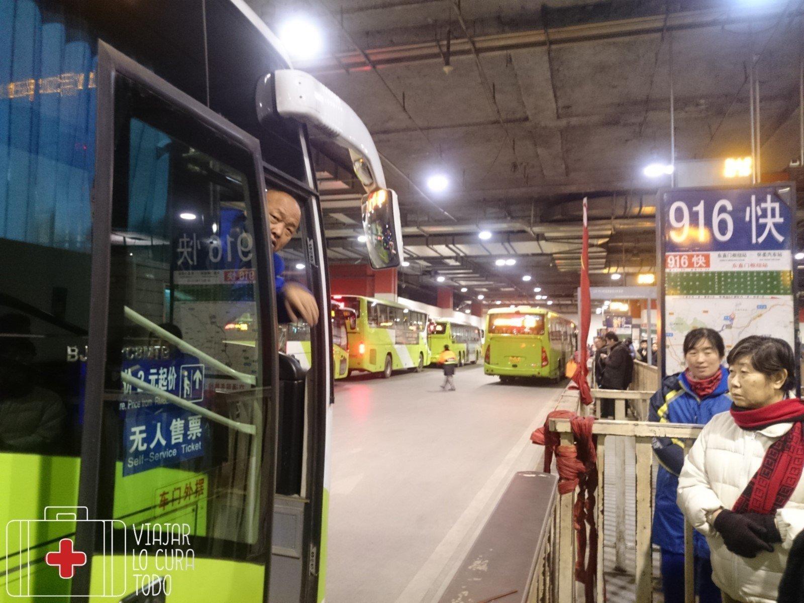bus 916
