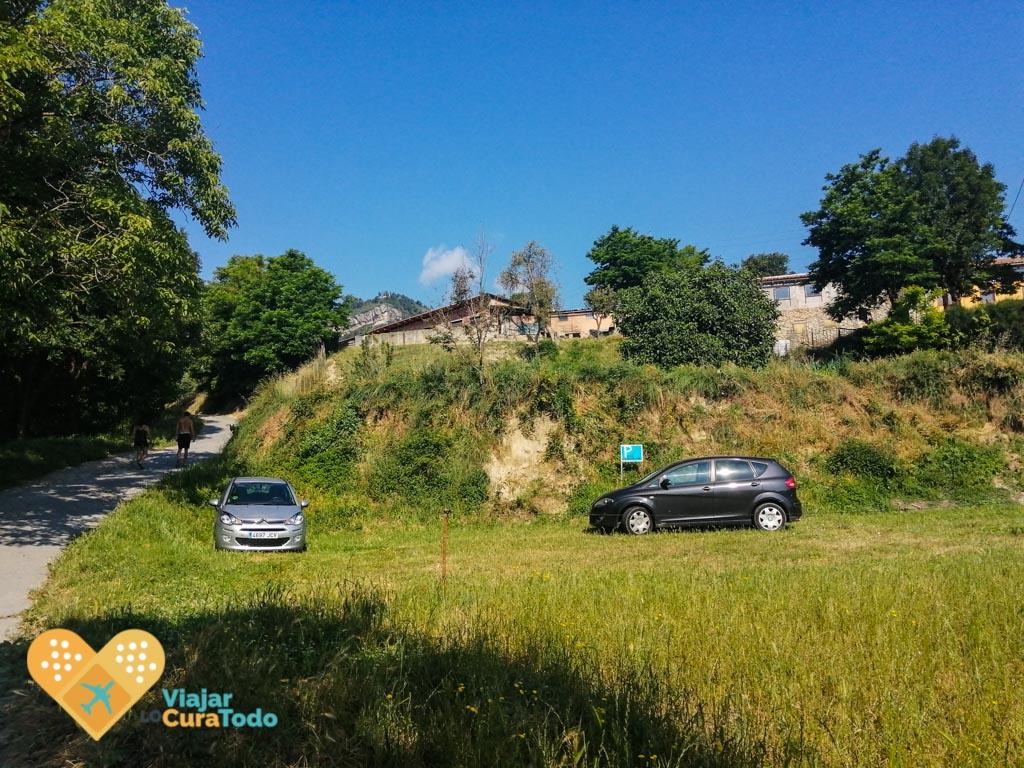 Excursión al Gorg Negre de Santa Cecilia de Voltregà