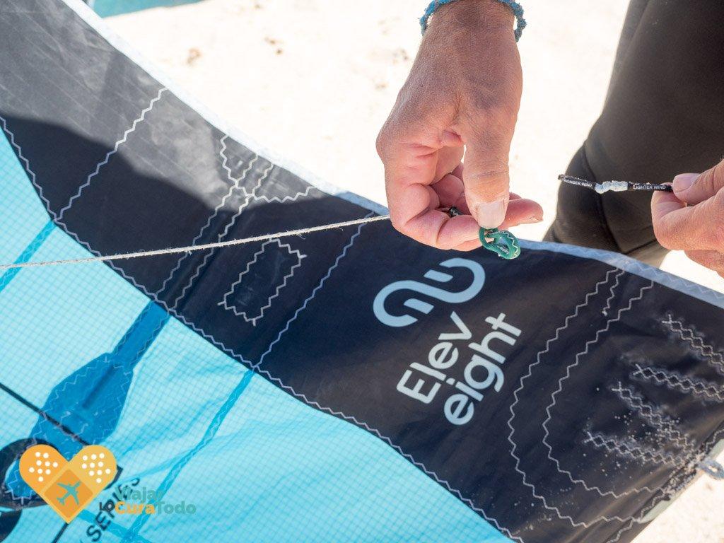 cometa kite surf