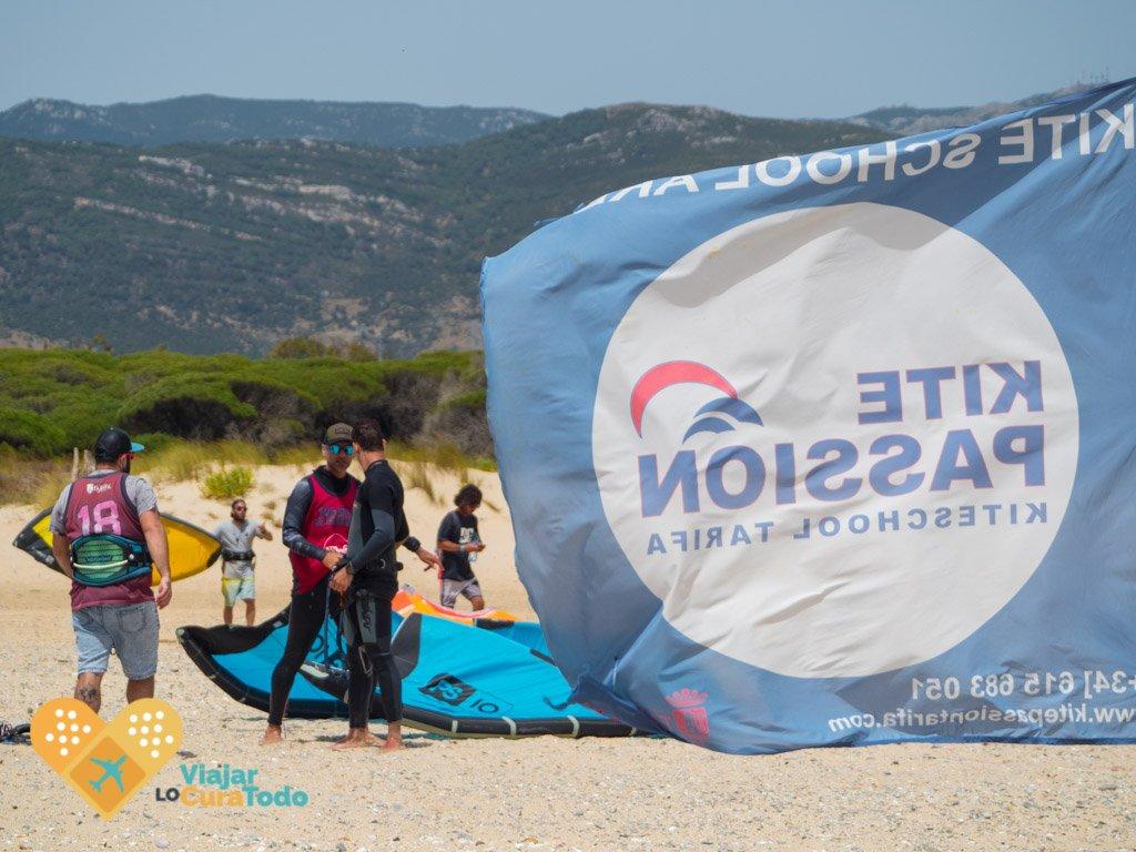 kite passion tarifa