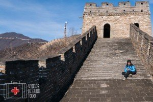 Cómo llegar a la Gran Muralla en transporte público desde Beijing