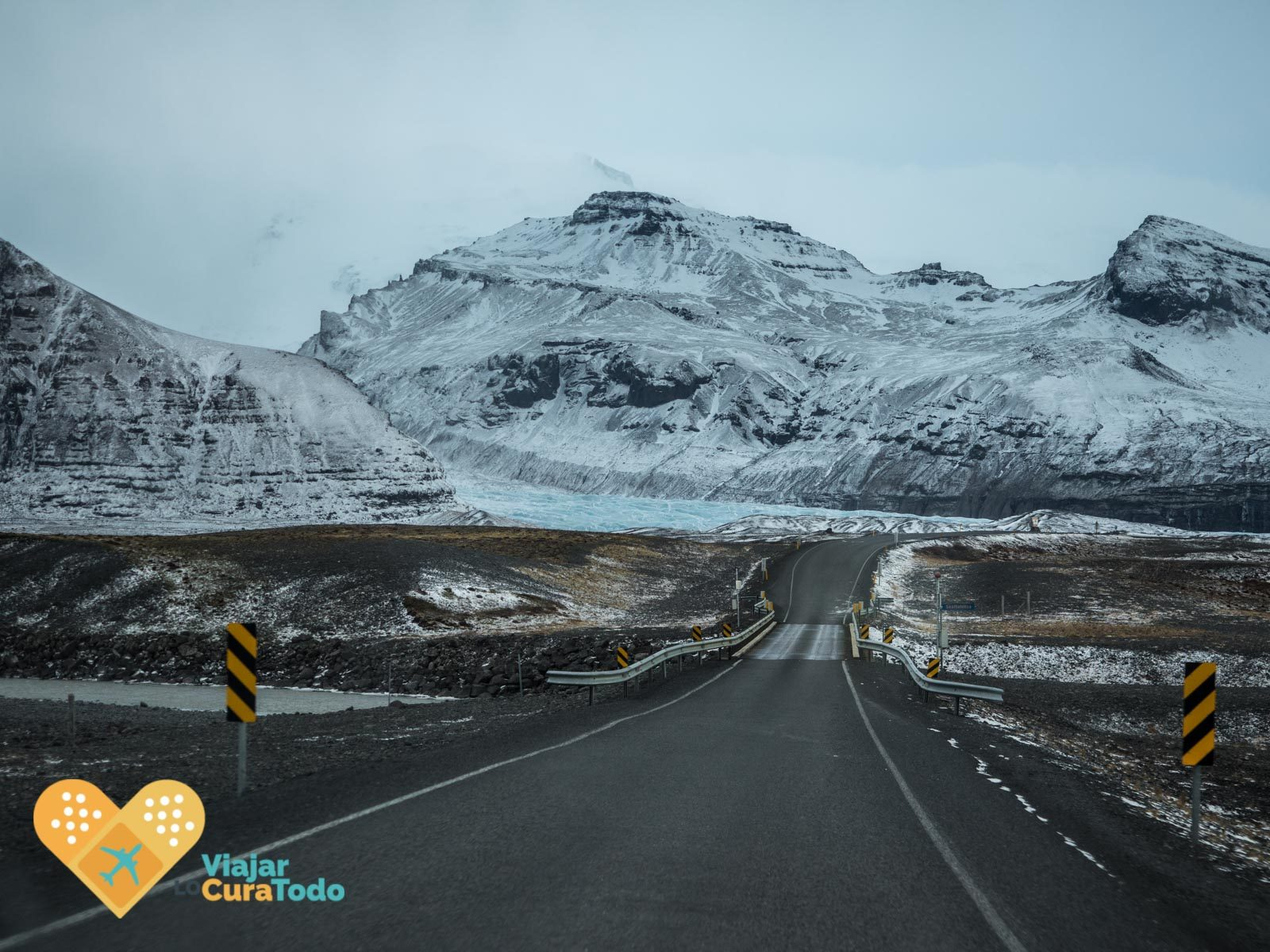 ring road glacier iceland