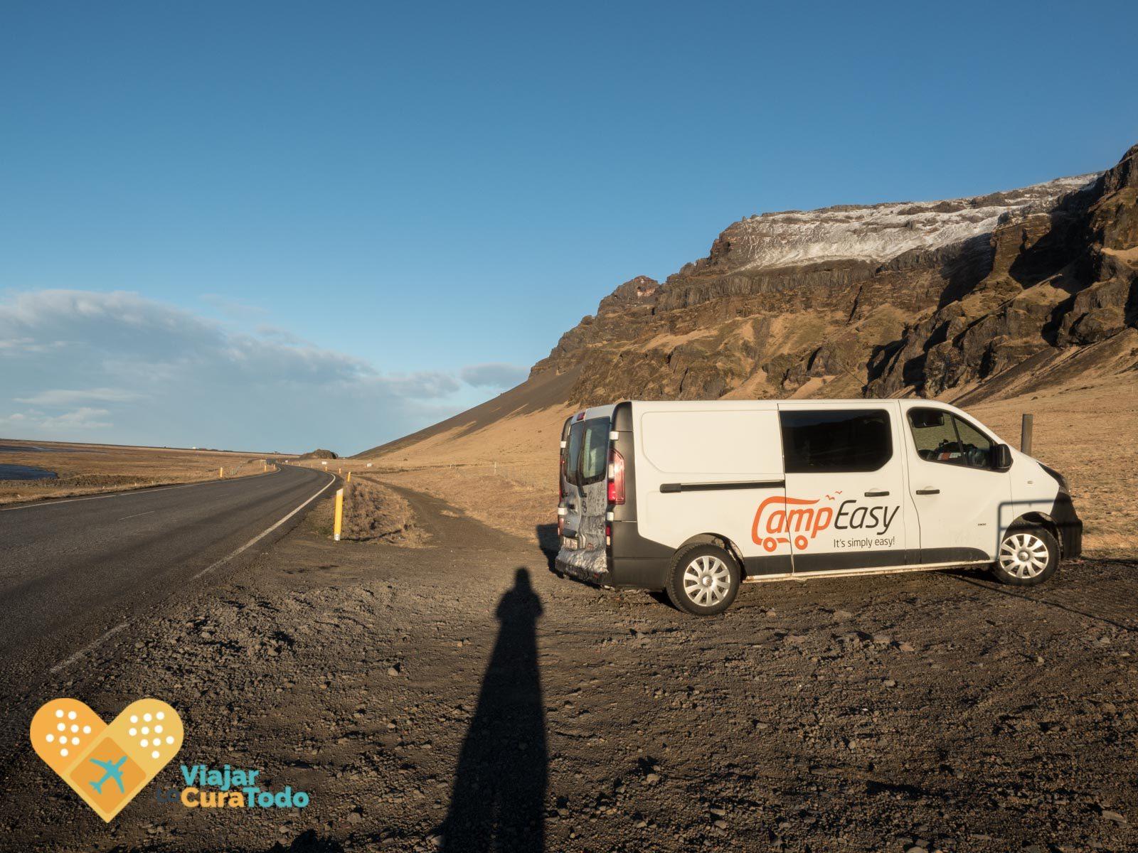 clima islandés
