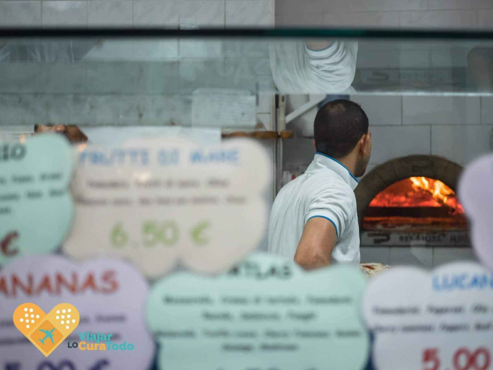 dónde comer pizza en bolonia