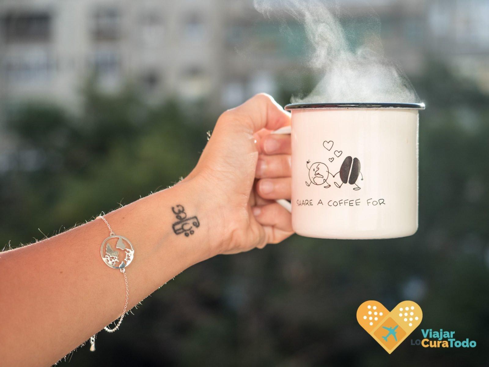 taza de cafe