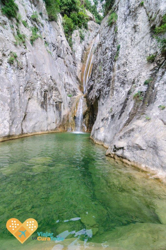 cascadas en la Garrotxa