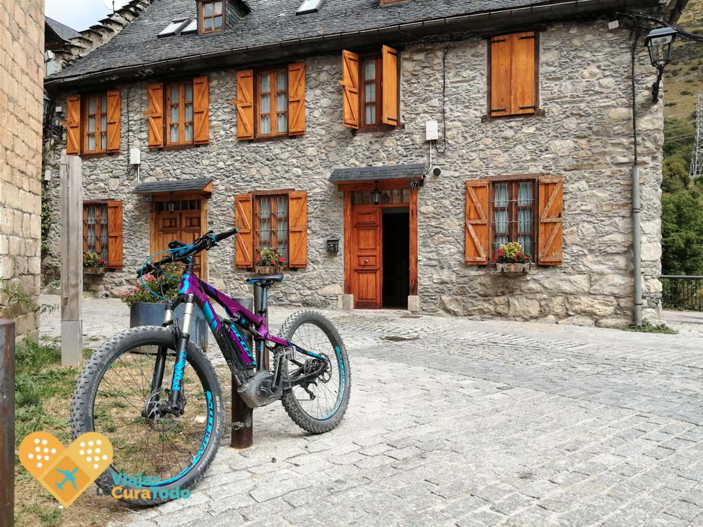 bicicleta eléctrica en Betren