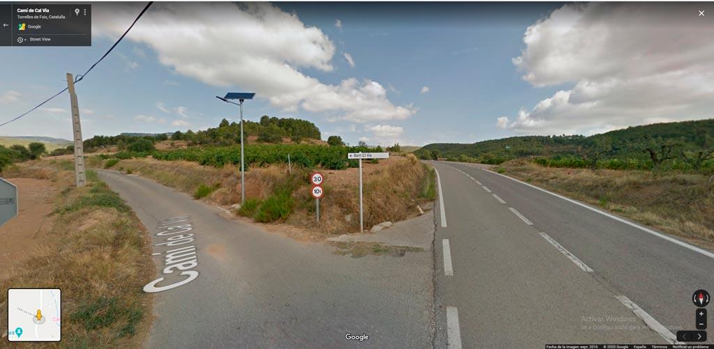 camino pèlags de Foix