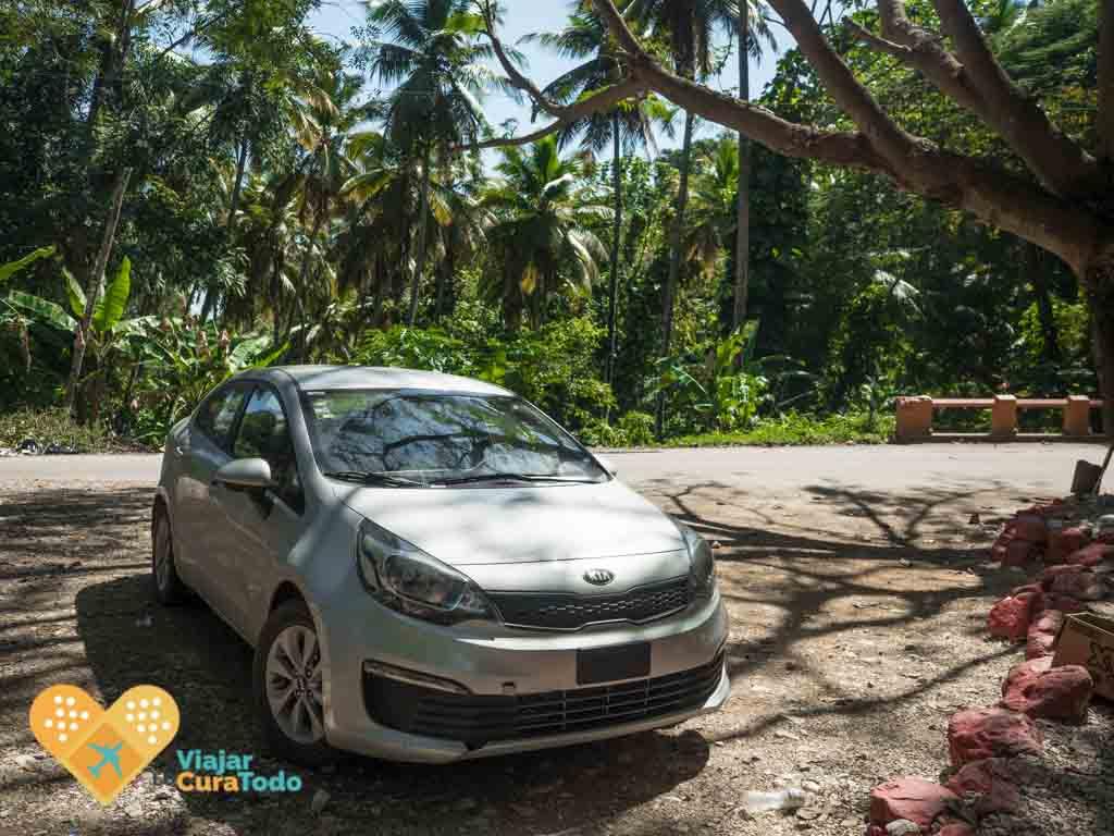 Guía para conducir en República Dominicana