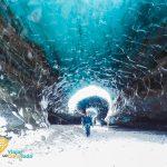 cueva grande de hielo islandia