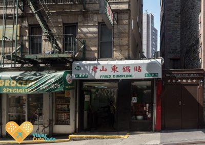 Fried Dumplings New York