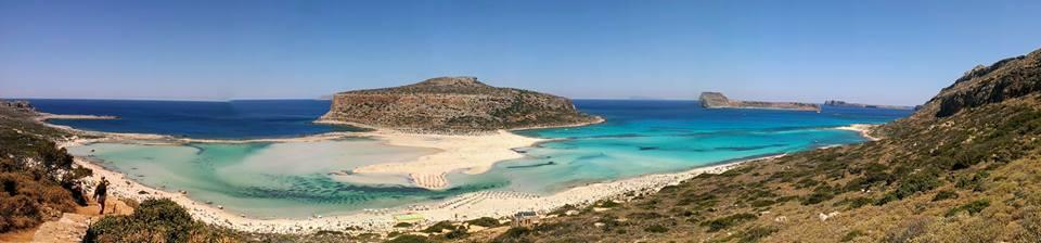 balos bay crete