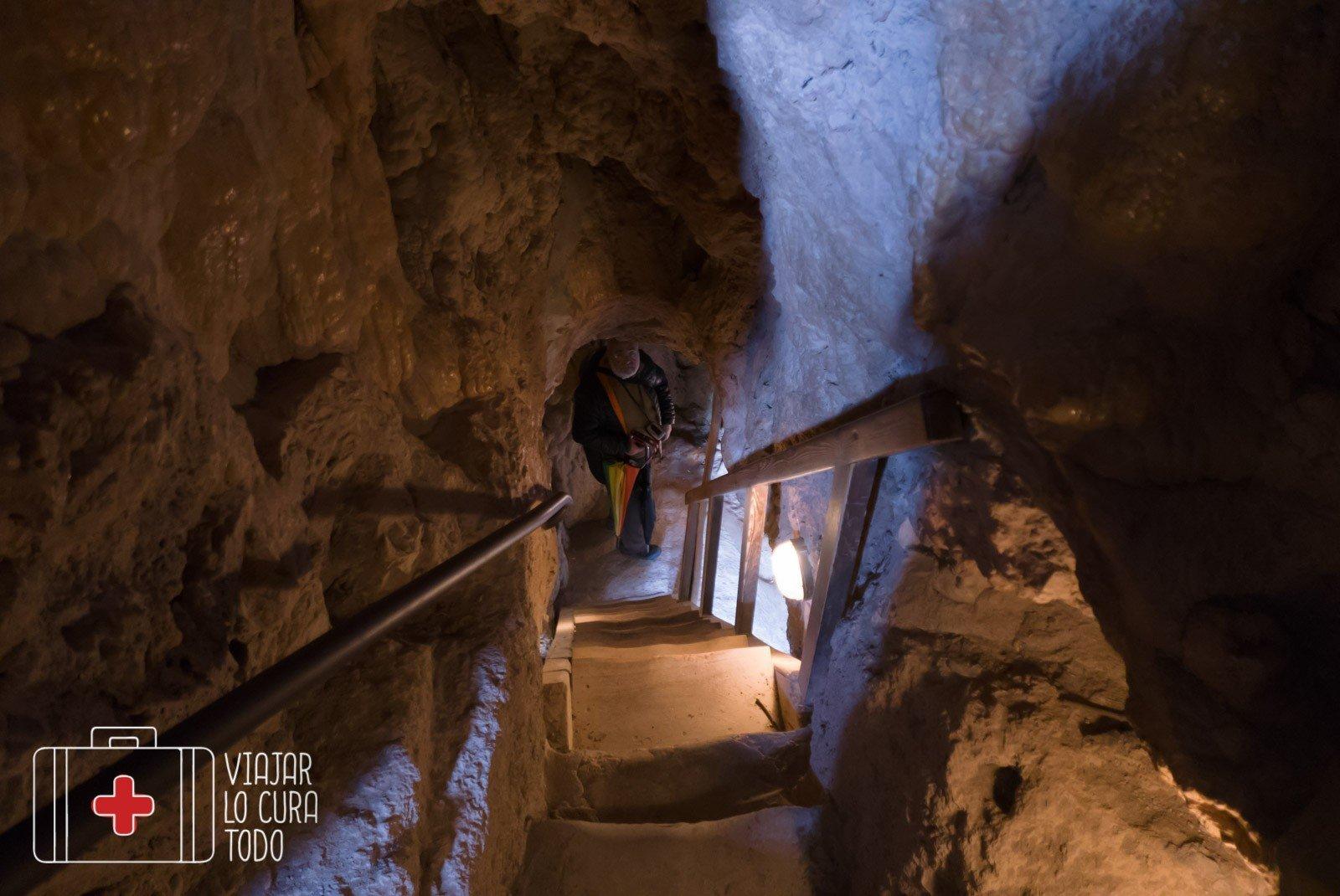 monasterio de piedra gruta iris