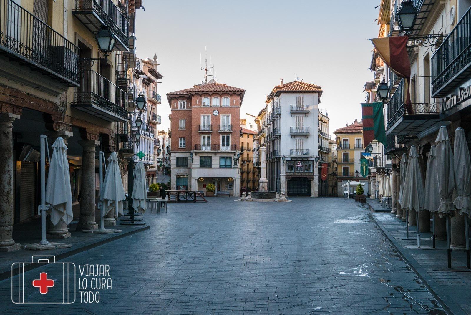 plaza del Torico