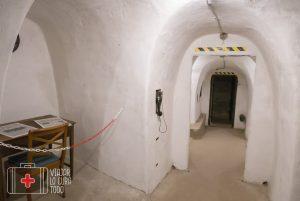 bunker mussolini