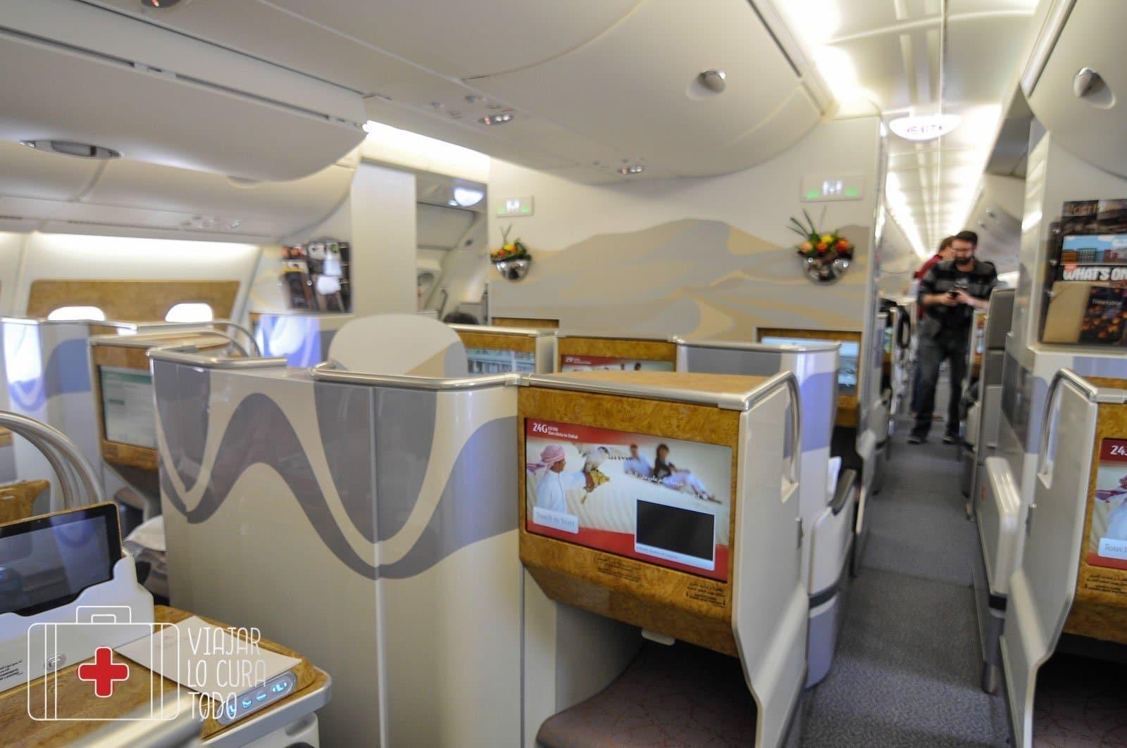 interior a380