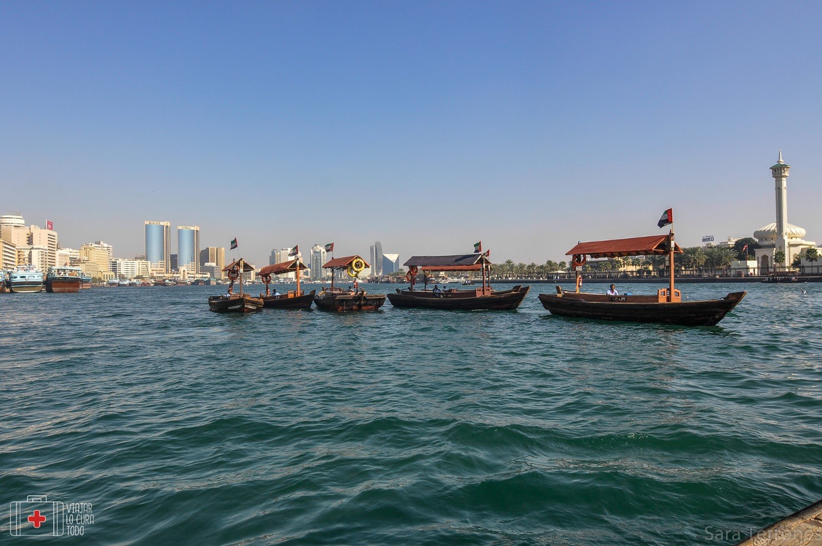 abras en Dubai