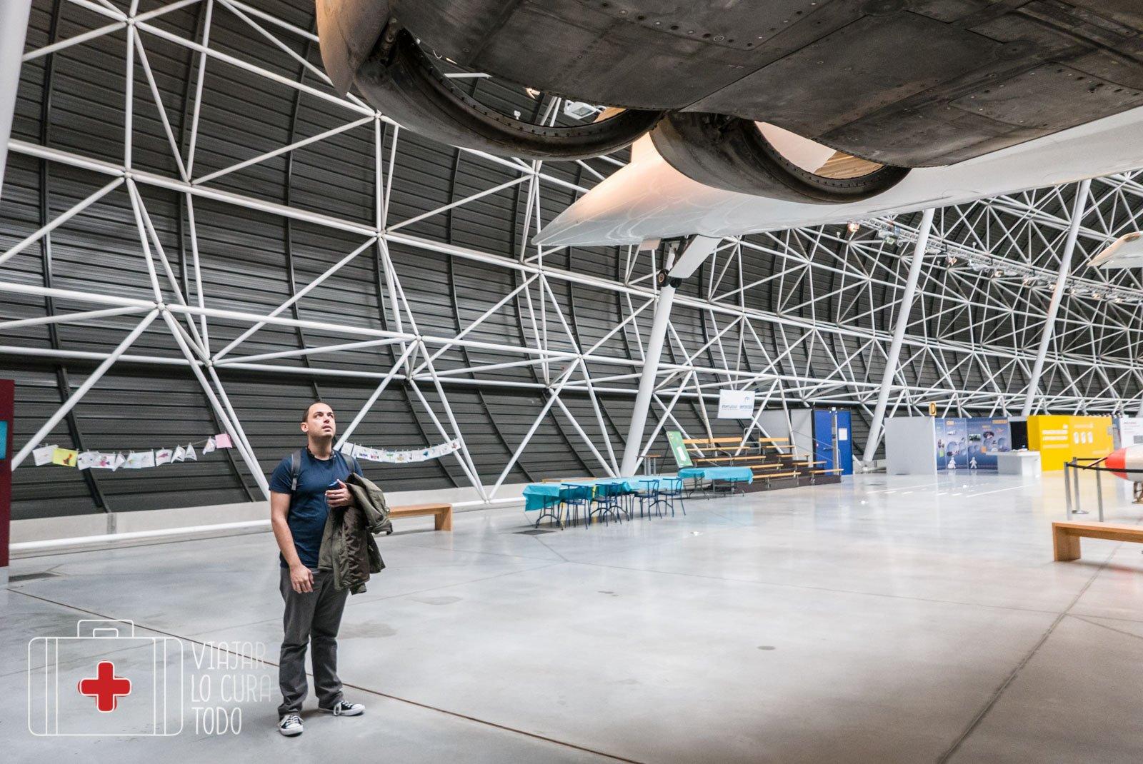 aeroscopia Concorde