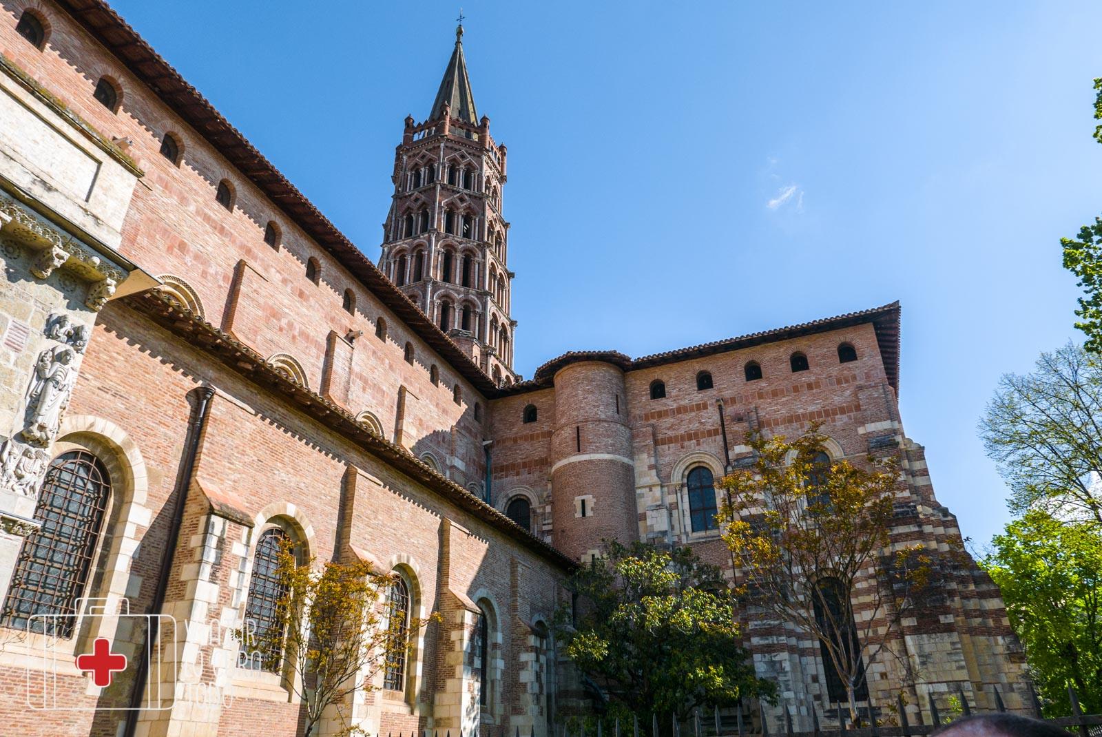 saint sernin Toulouse