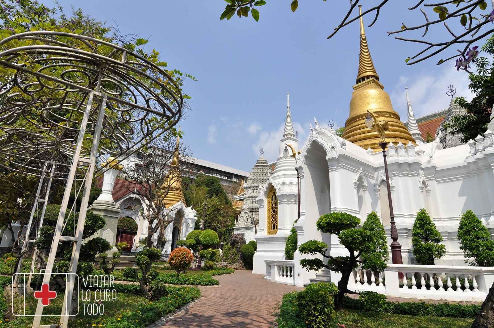 Bienvenidos a Bangkok
