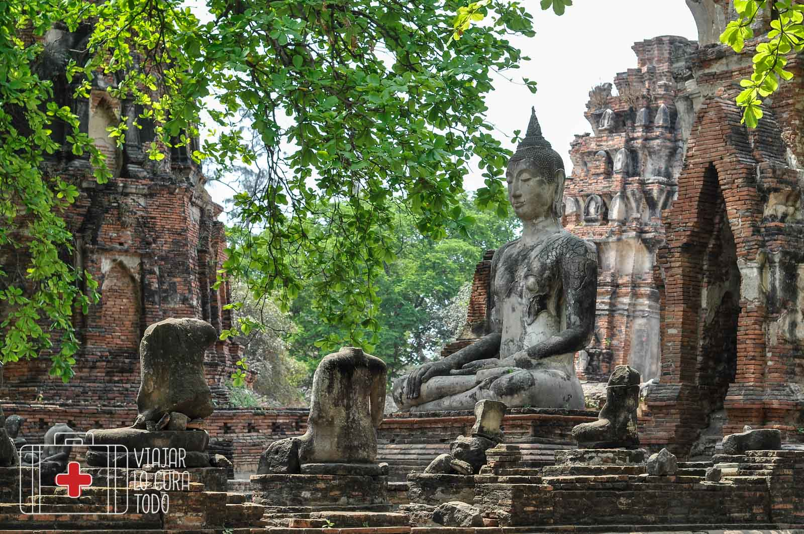 Ayuthaya Thailandia