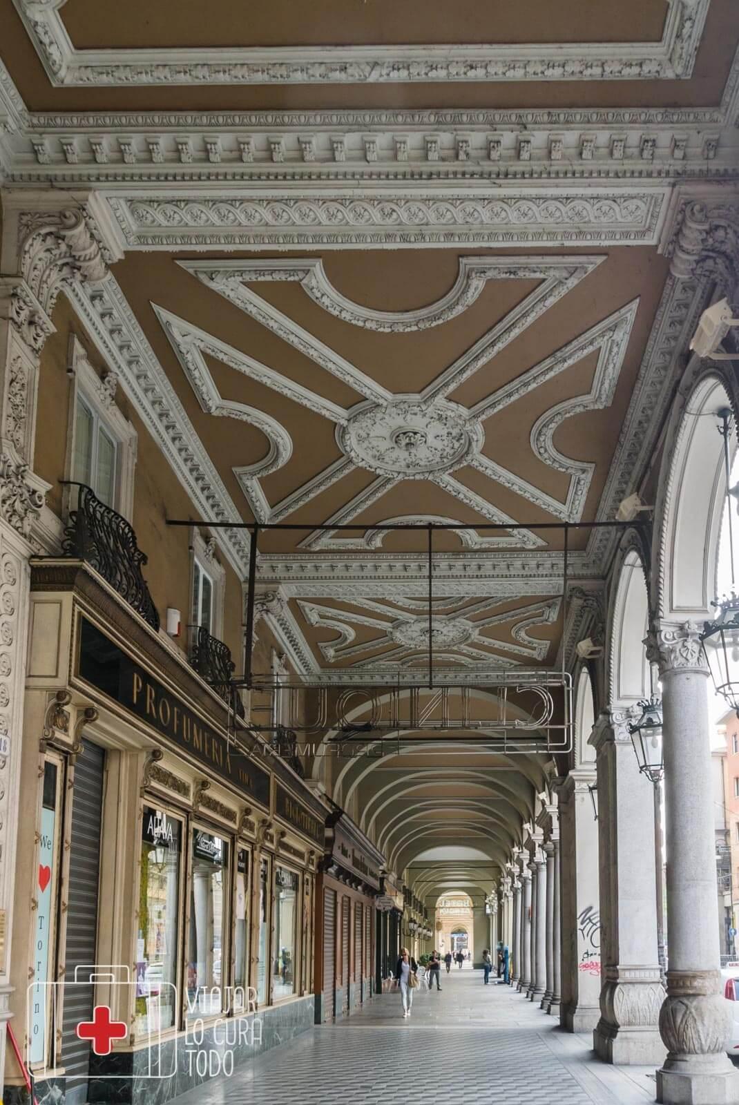 calles torino