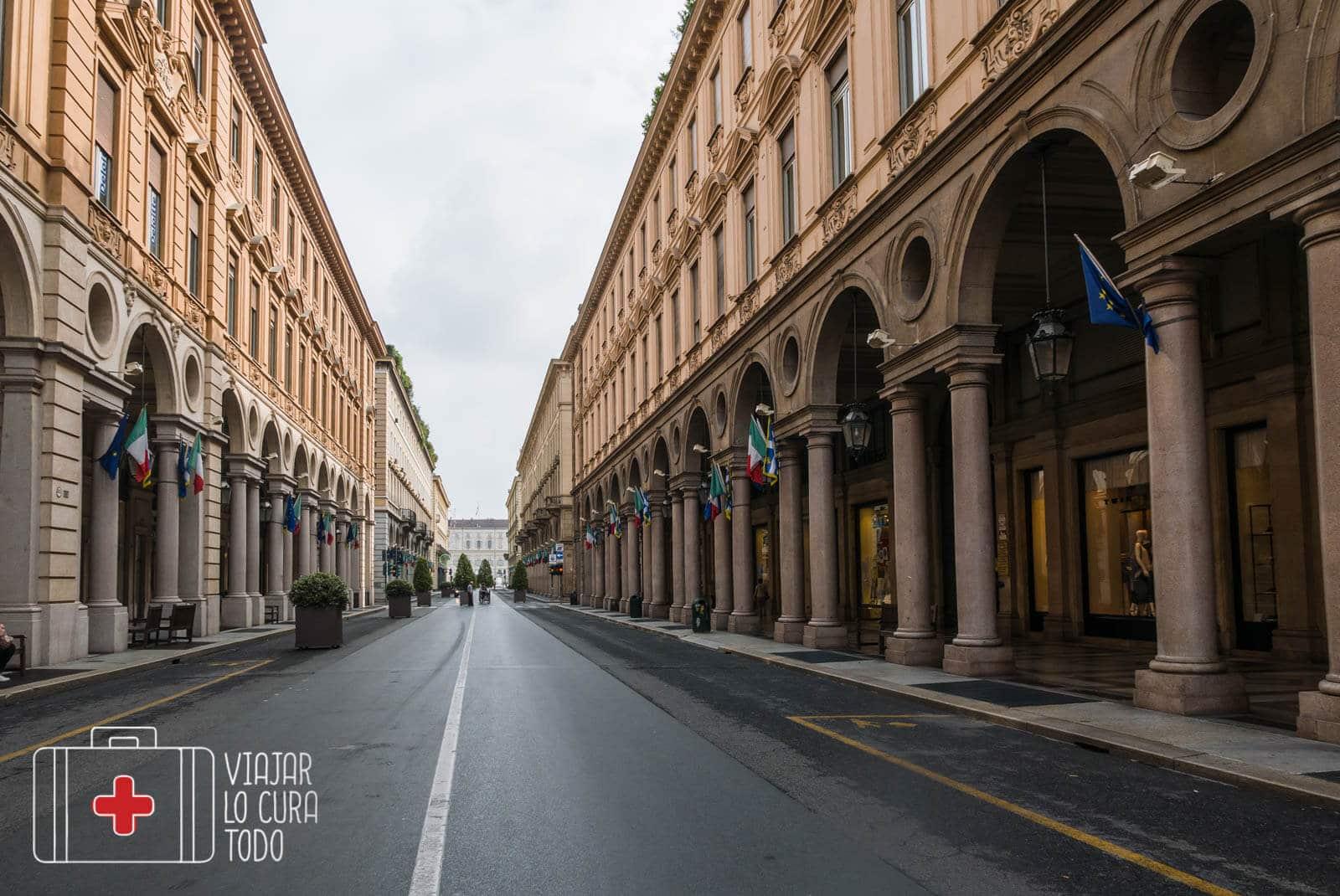 Un fin de semana en Torino