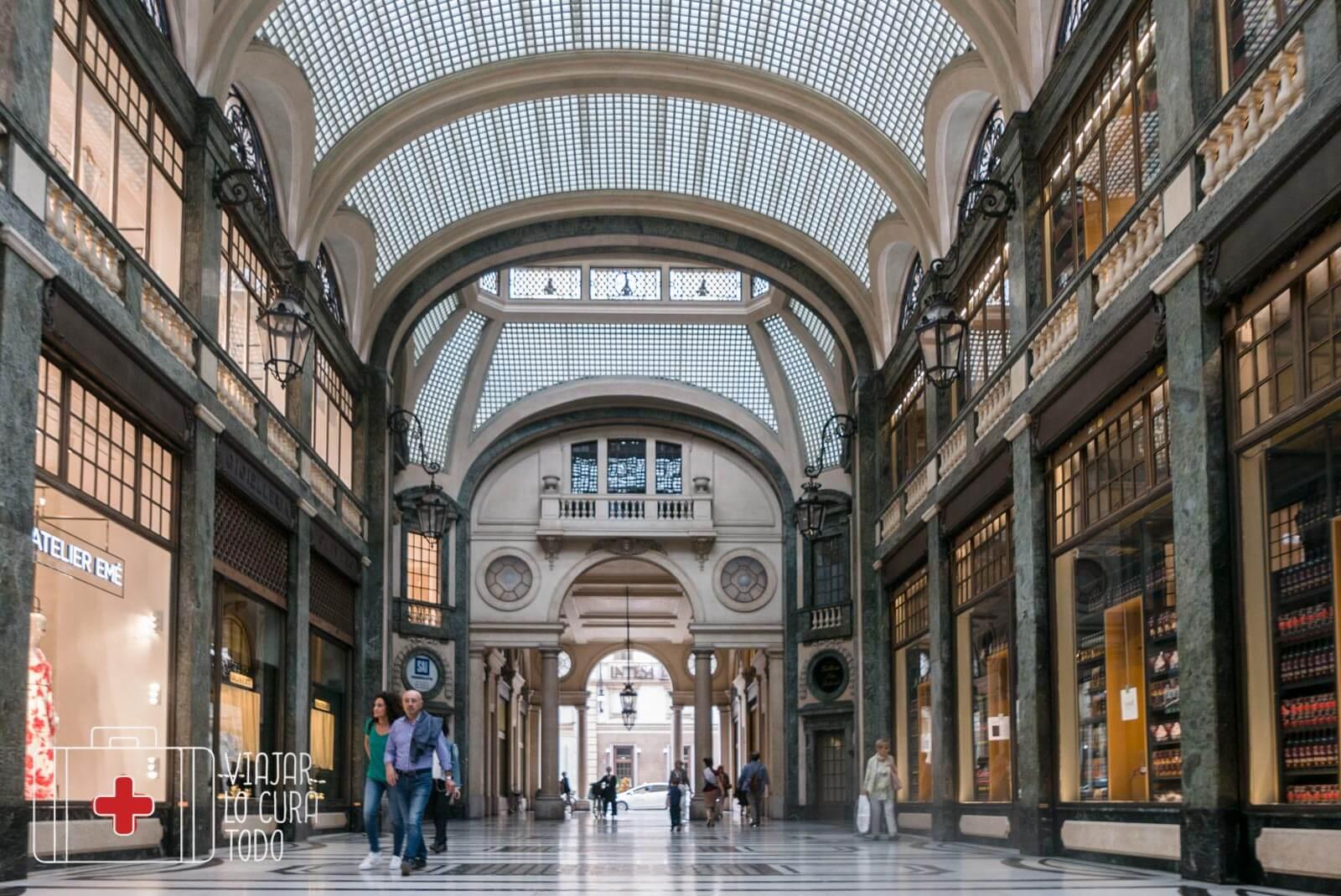 galerías Federeico Torino