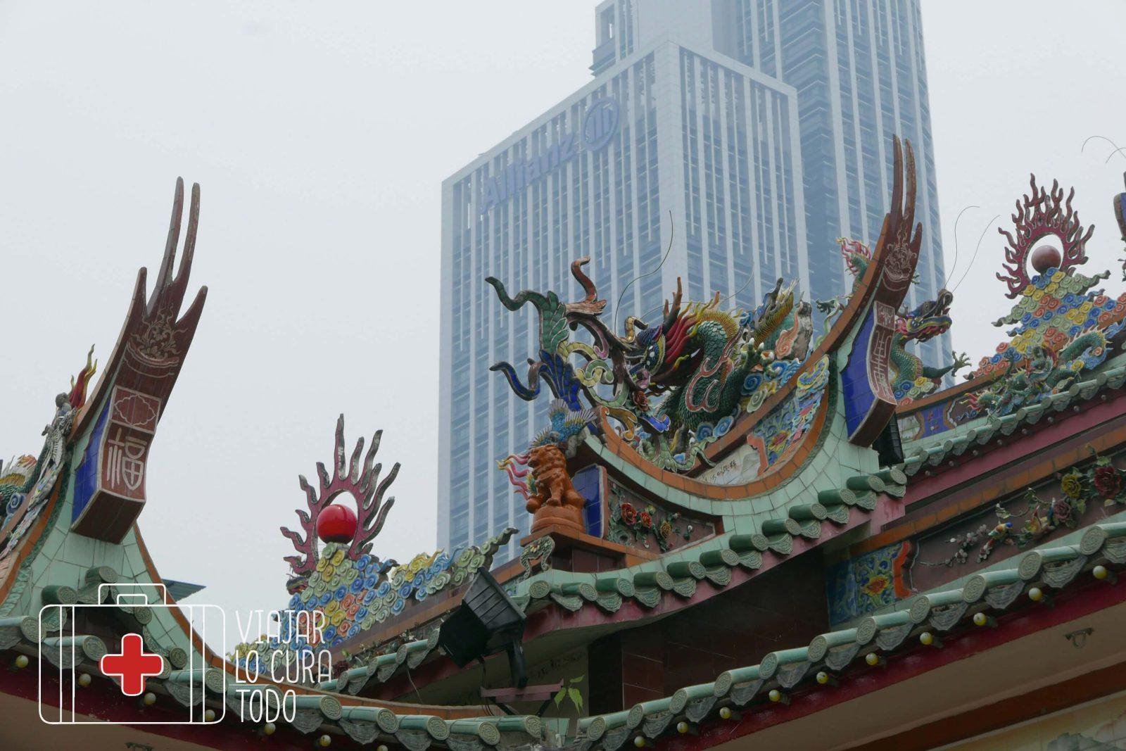 Un paseo por la Kuala Lumpur más multicultural
