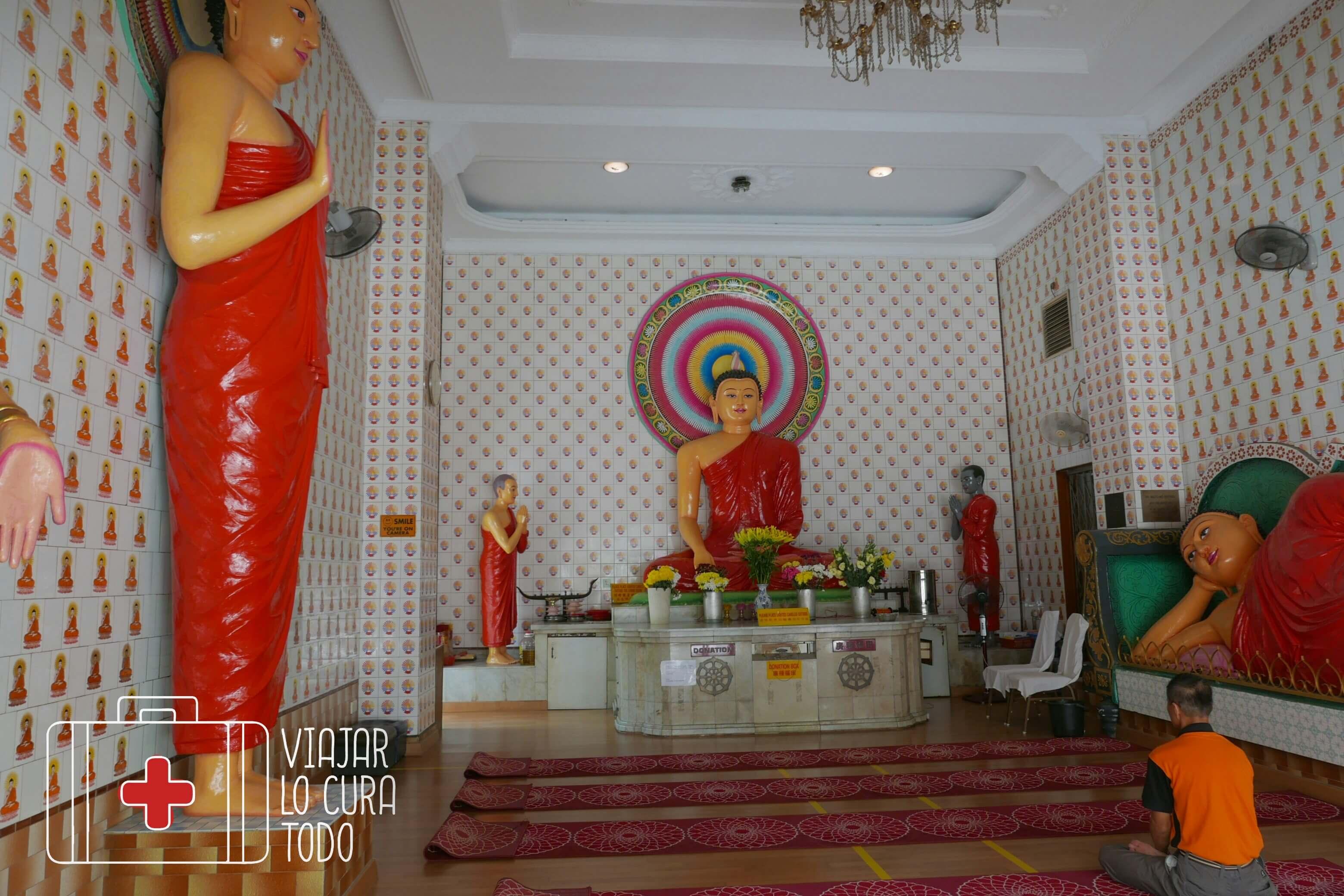 buddist temple kuala lumpur