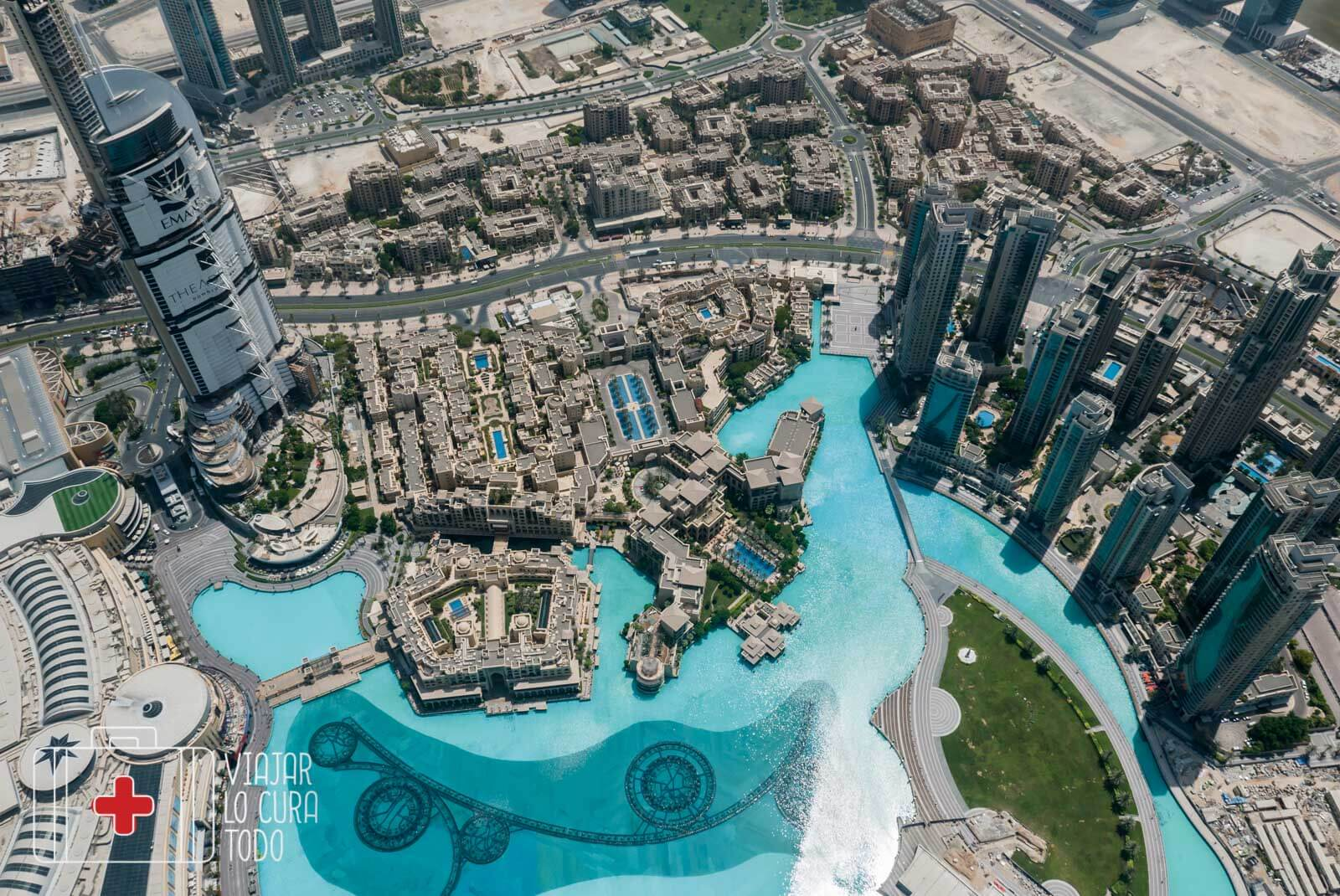 Dubai At The top Sky