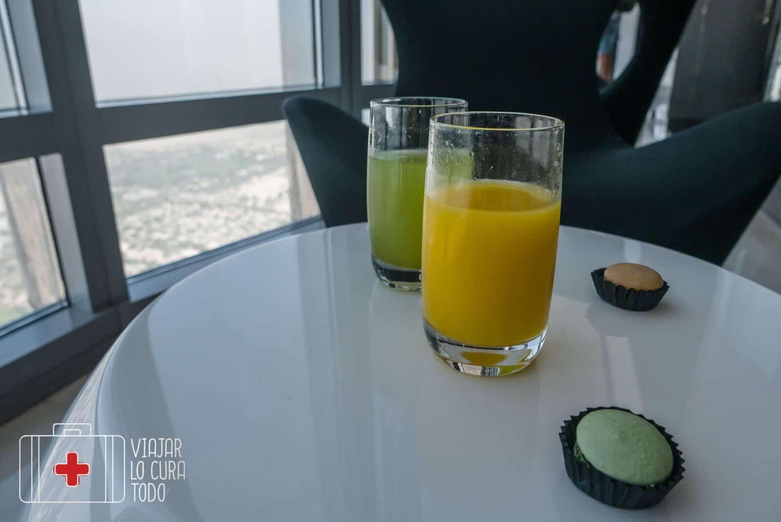At the Top Sky Lounge Dubai