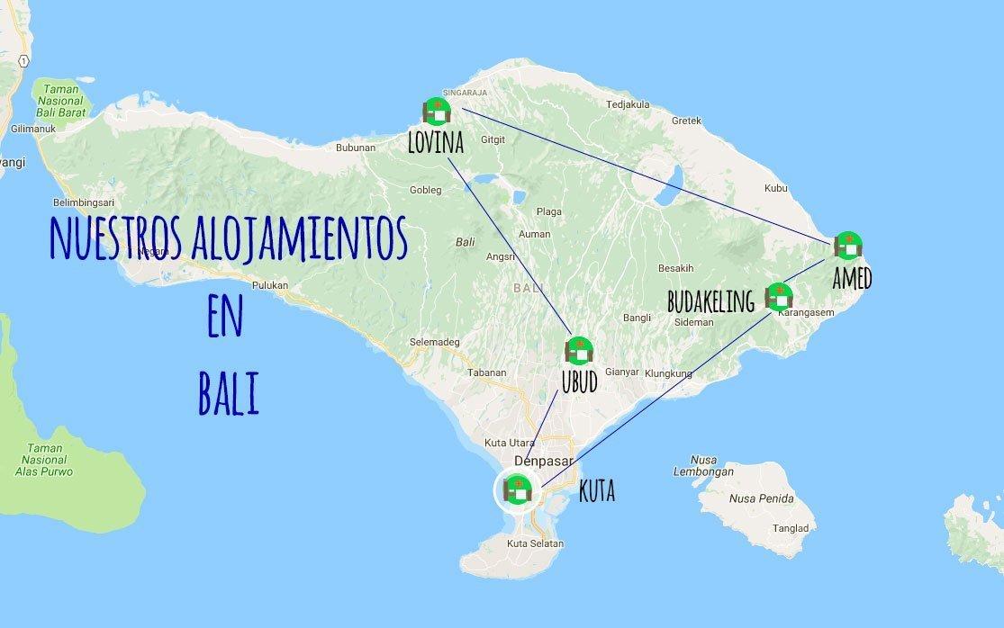 alojamiento Bali