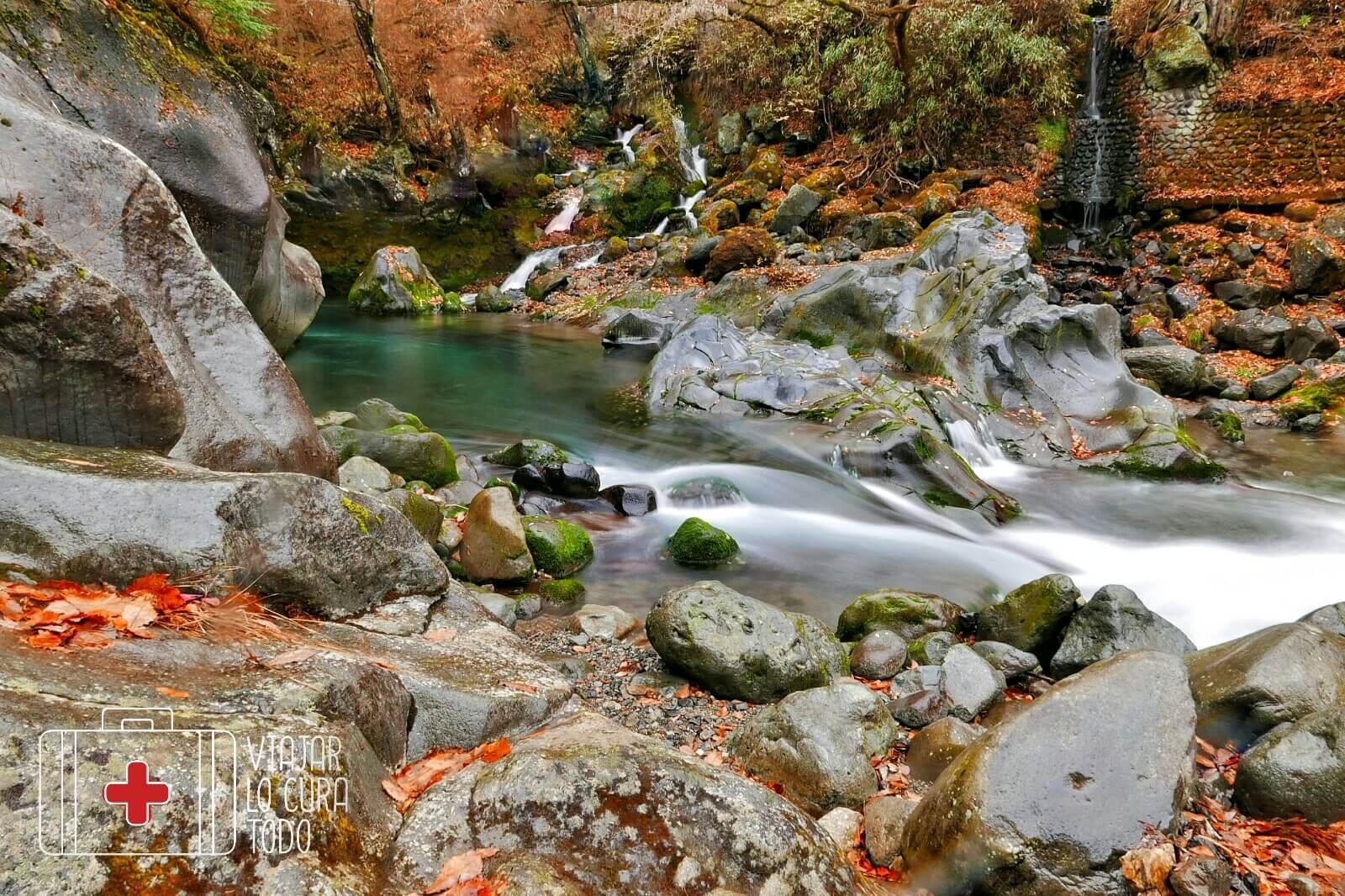 Paisajes de Nikko