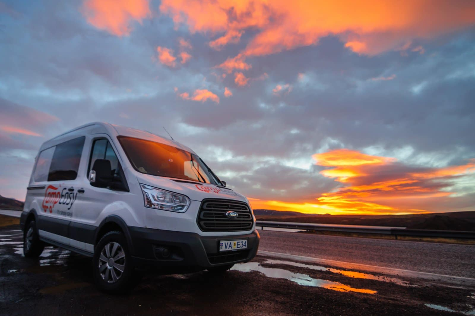Islandia en campervan: día 4 Ruta escénica por el oeste
