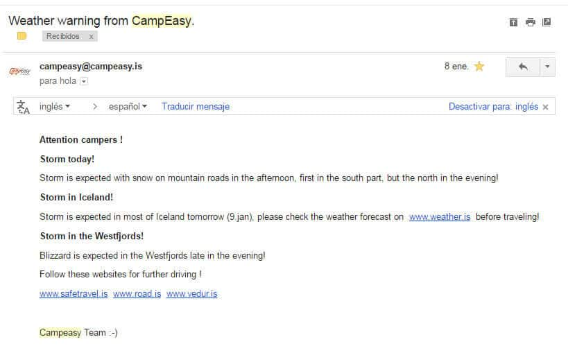 campeasy email