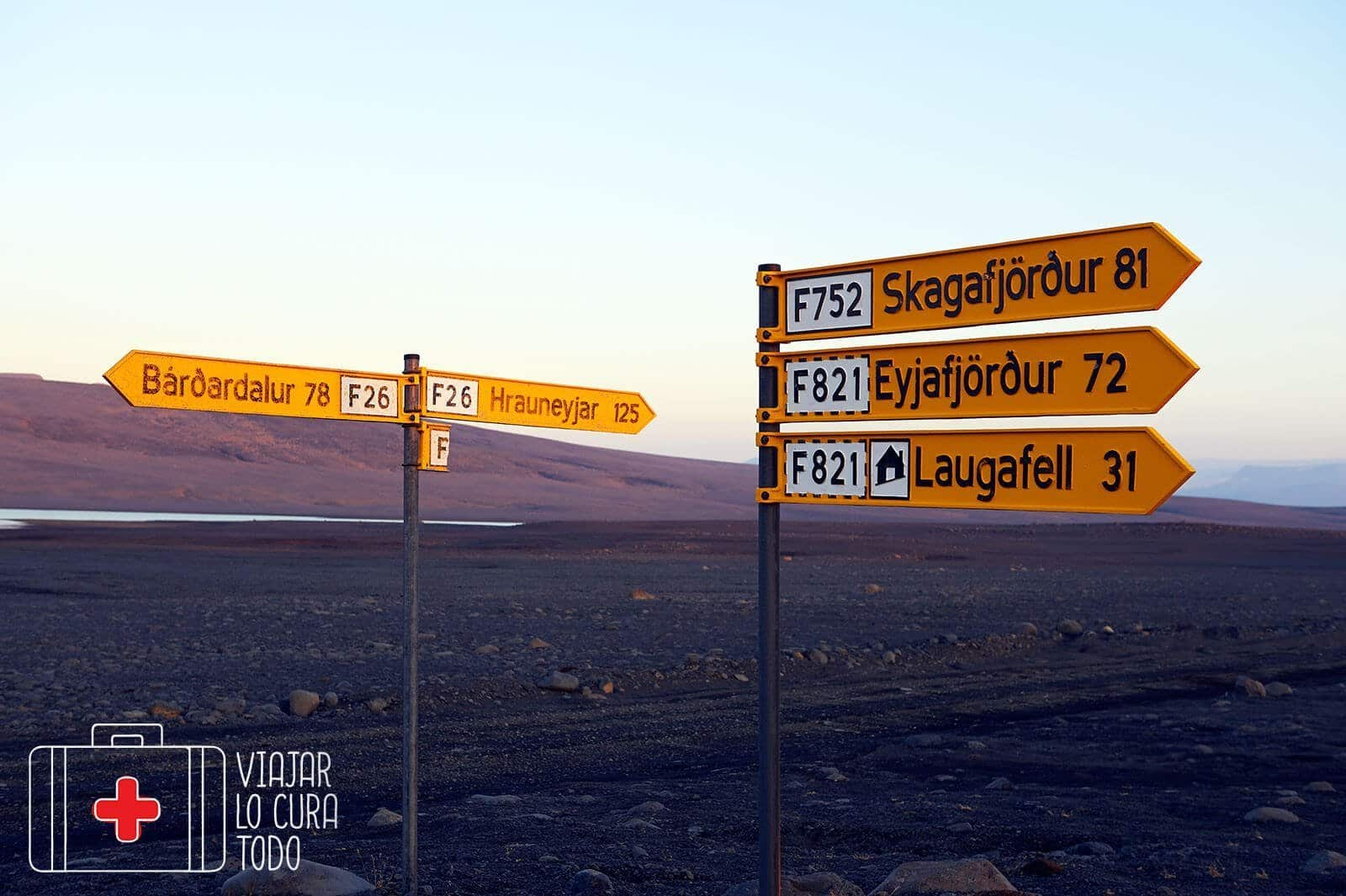 f roads iceland