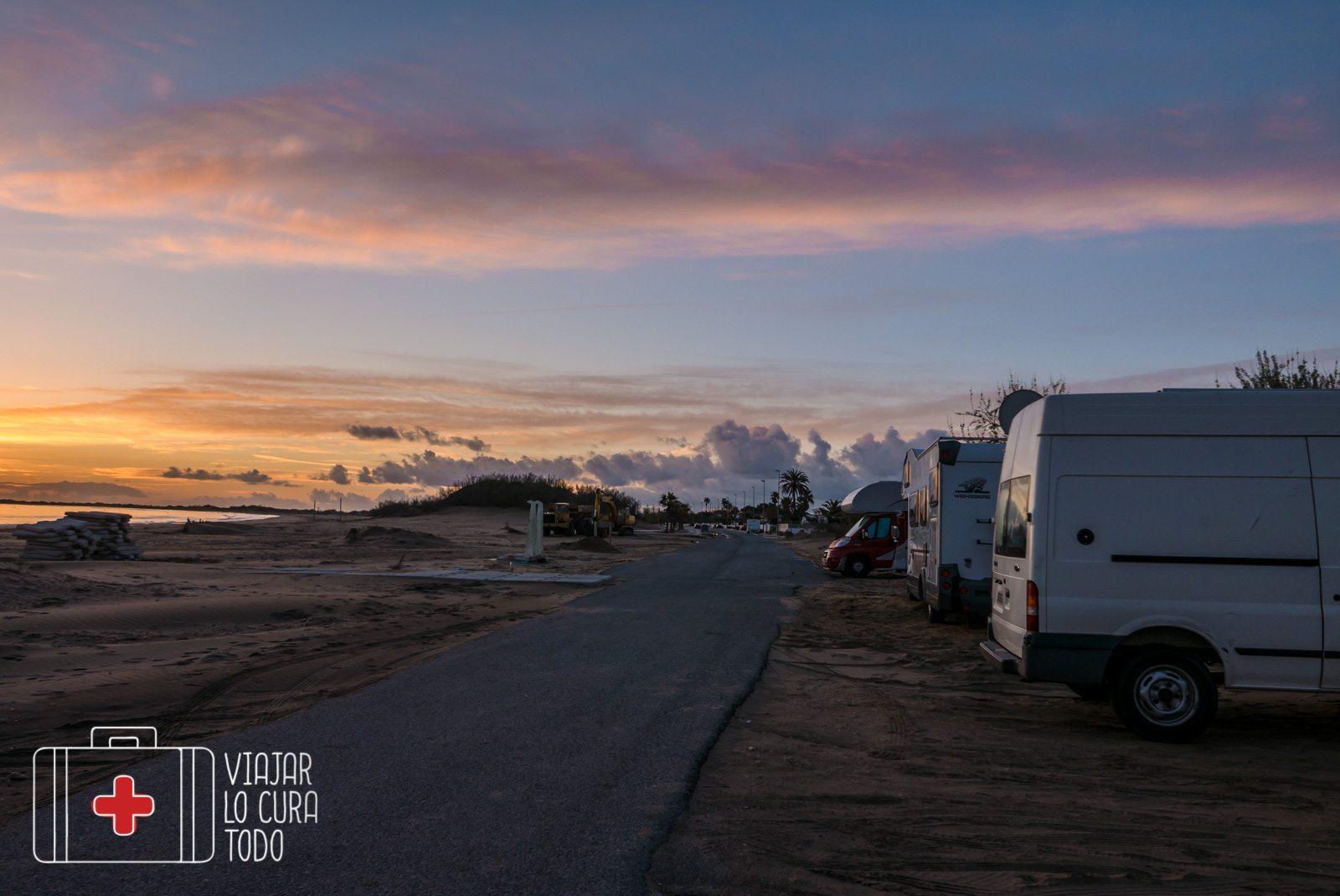 campervans Delta del Ebre
