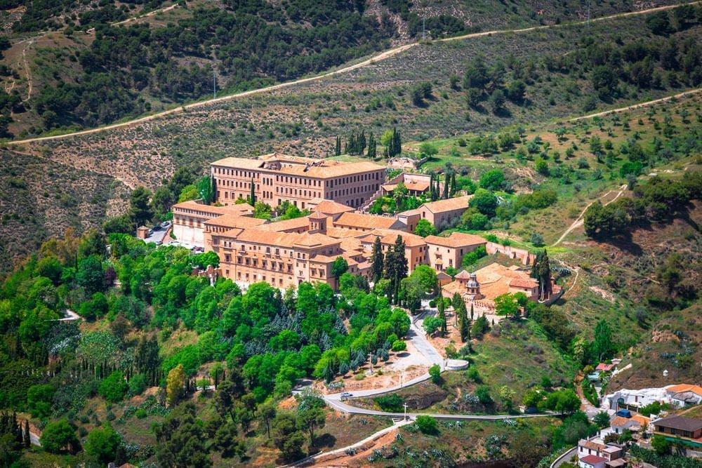 Abadía Sacromonte Granada