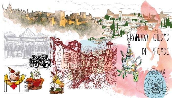 Granada, ciudad de pecado