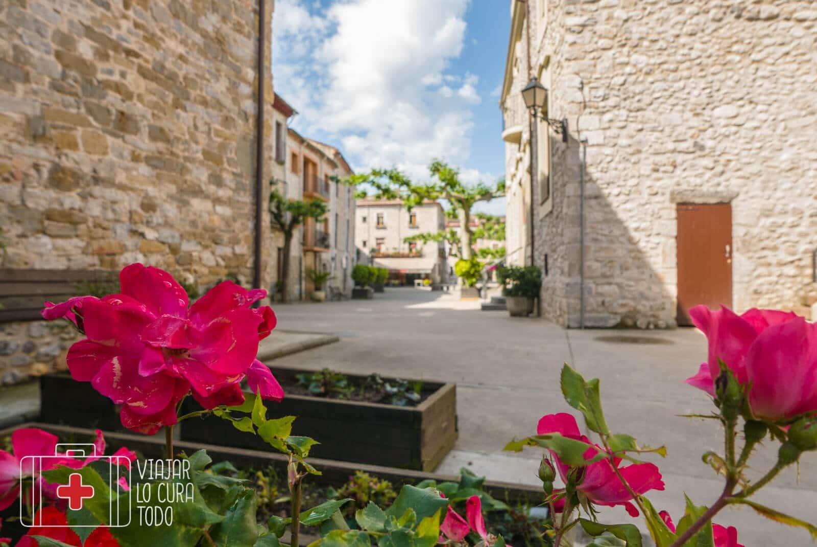Sant Llorenç de la Muga, un pueblo con encanto