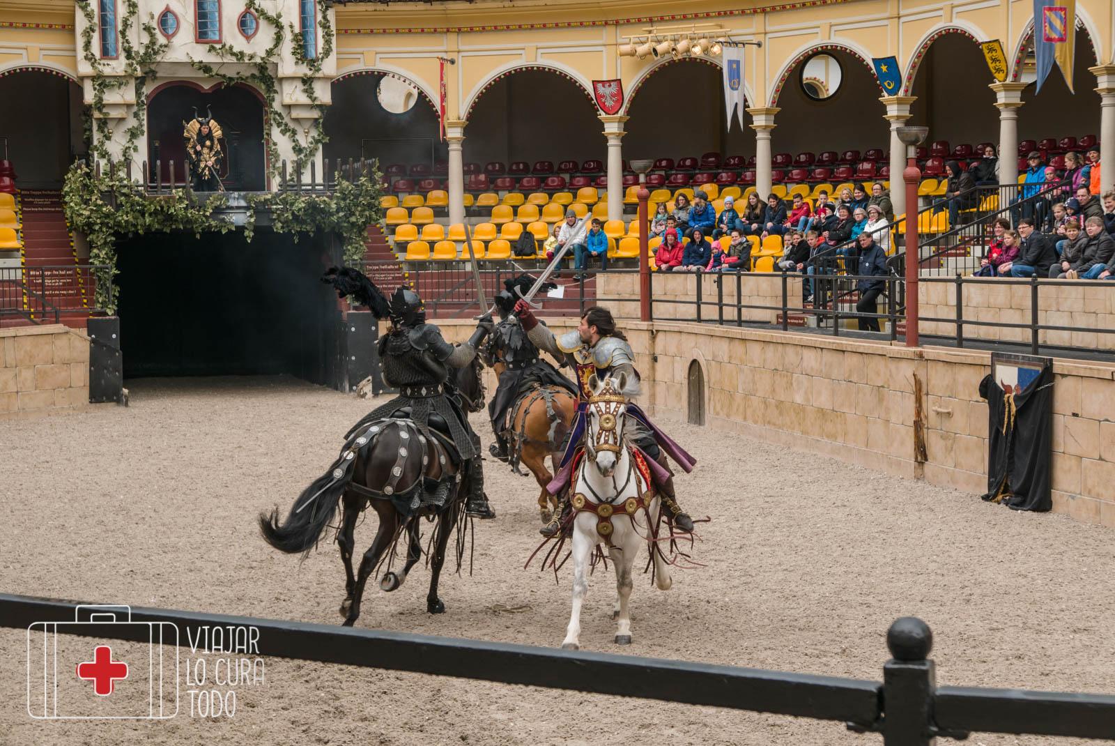 Europa Park Shows