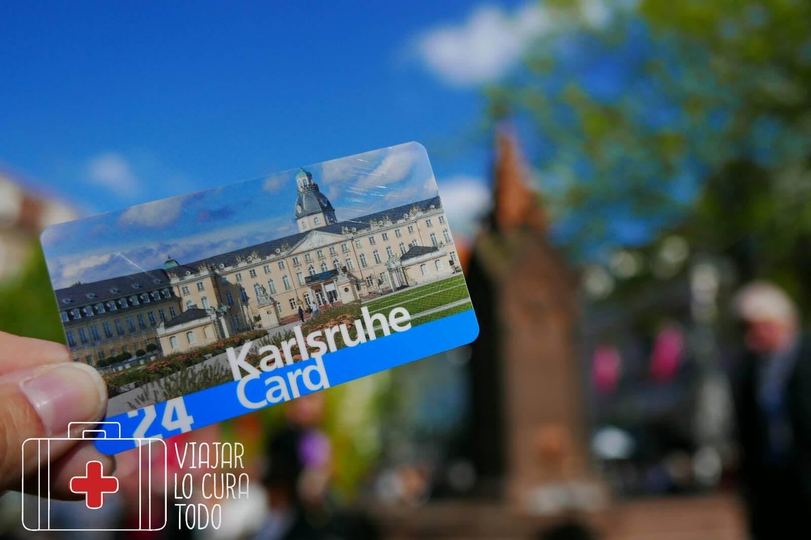 karlsruhe card
