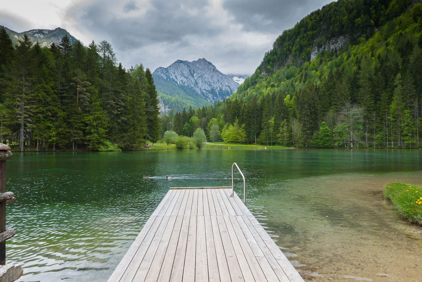 Eslovenia más allá de Bled