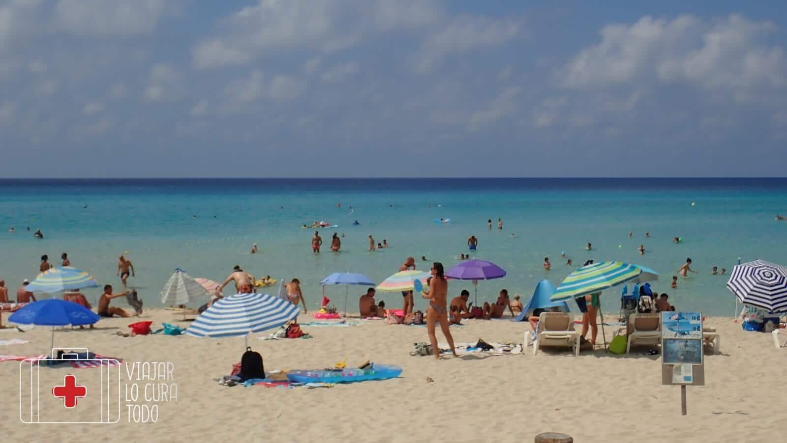 No he venido a Formentera buscando esto