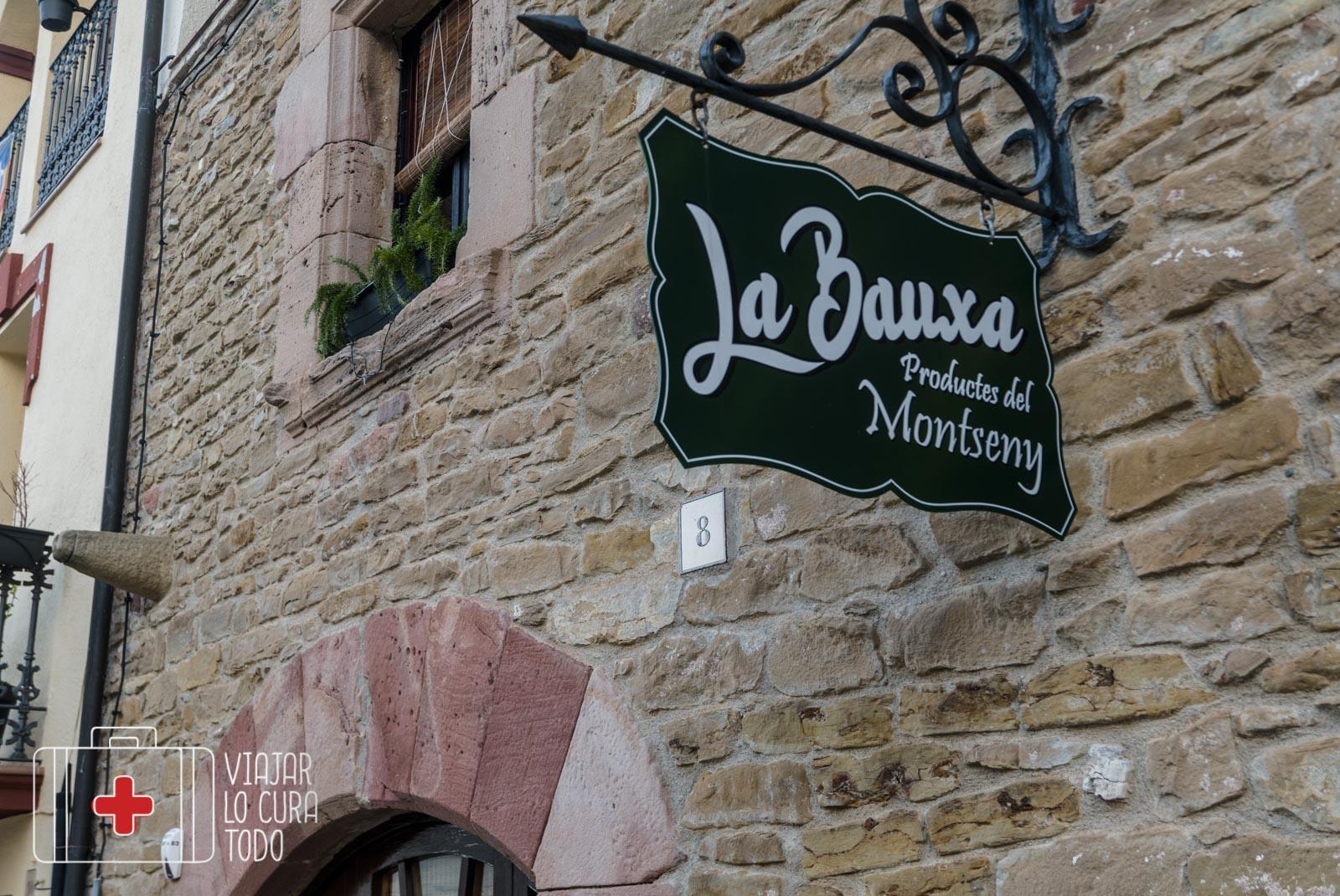 La Bauxa Seva Montseny